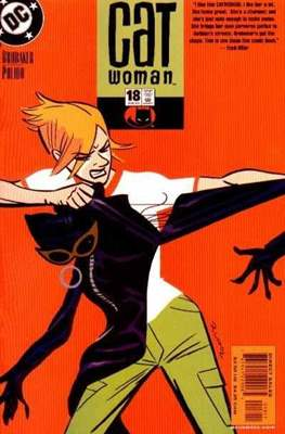 Catwoman Vol. 3 (2002-2008) (Comic Book) #18