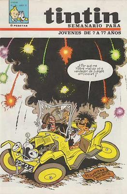 Tintin (Grapa 20 pags.) #36