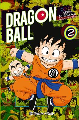 Dragon Ball Color: Saga origen (Rústica con sobrecubierta) #2