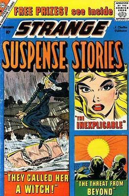 Strange Suspense Stories Vol. 2 #44