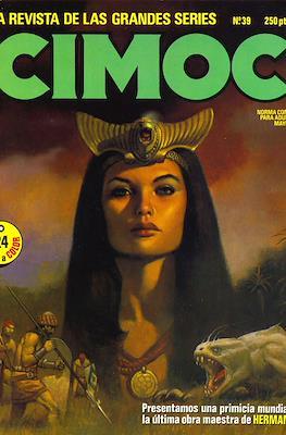 Cimoc (Grapa 60-132 pp) #39