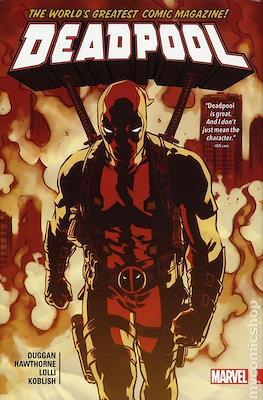 Deadpool - The World's Greatest Comic Magazine (Hardcover 232-288 pp) #5