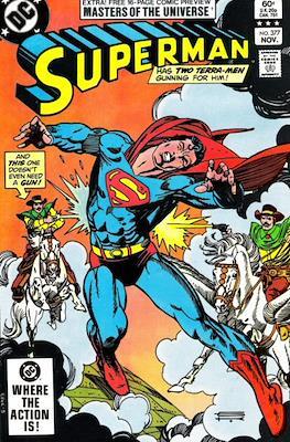 Superman Vol. 1 / Adventures of Superman Vol. 1 (1939-2011) (Comic Book) #377