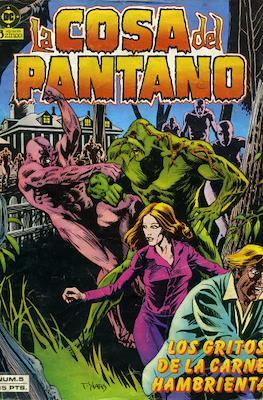La Cosa del Pantano (1984-1985) (Grapa, 36 páginas) #5