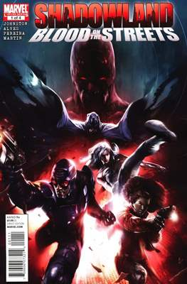 Shadowland: Blood on the Streets (Grapa) #1