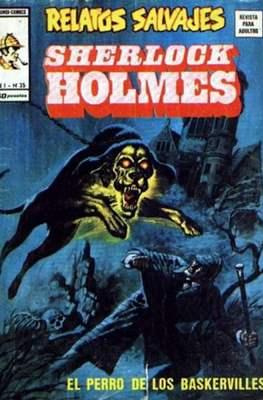 Relatos salvajes (1974-1980) (Grapa y rústica 84 pp) #35