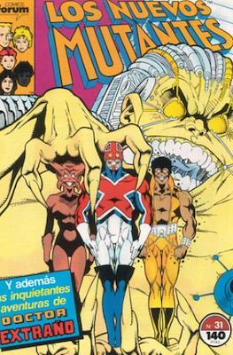 Los Nuevos Mutantes Vol. 1 (1986-1990) (Grapa 32-64 pp) #31