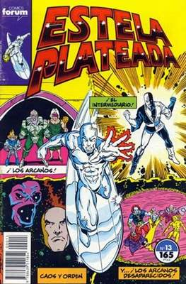 Estela Plateada Vol. 1 / Marvel Two-In-One: Estela Plateada & Quasar (1989-1991) (Grapa 32-64 pp) #13
