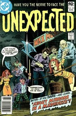 The Unexpected (Grapa) #201