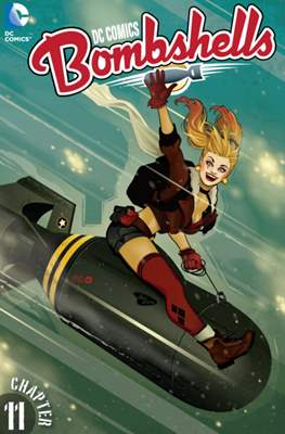 DC Comics: Bombshells (Digital) #11