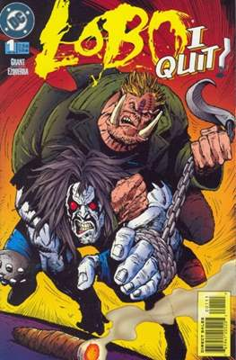 Lobo I Quit!