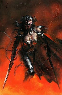Dark Nights: Metal variant cover