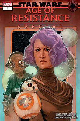 Star Wars: Age of Resistance (Comic Book) #3