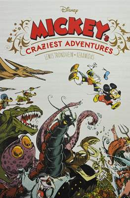 Disney Comic Collection (Cartoné) #1