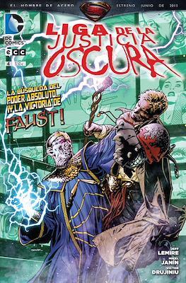 Liga de la Justicia Oscura. Nuevo Universo DC (Rústica 96-128 pp) #4