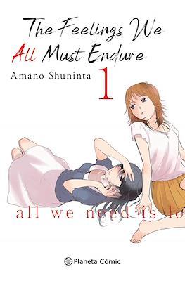 The Feelings We All Must Endure (Rústica 184 pp) #1
