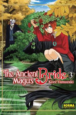 The Ancient Magus Bride (Rústica con sobrecubierta) #3