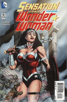 Sensation Comics Featuring Wonder Woman (2014-2016) (Comic-Book) #16