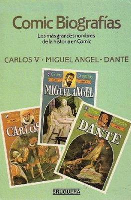 Colección Cómic Biografías