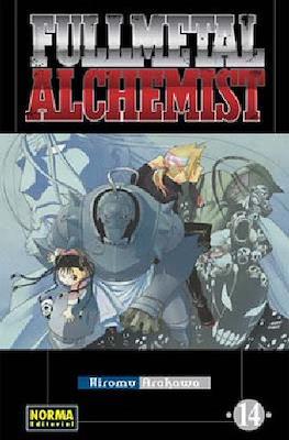 Fullmetal Alchemist (Rústica con sobrecubierta) #14