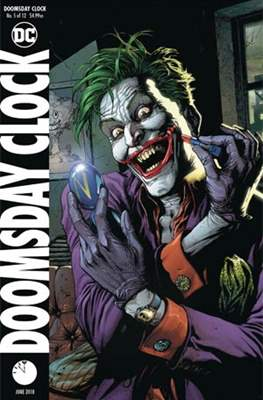 Doomsday Clock (Variant Covers) (Comic Book) #5