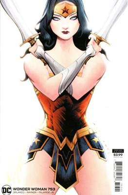Wonder Woman Vol. 5 (2016- Variant Cover) (Comic Book) #753