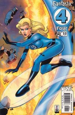 Fantastic Four Vol. 3 (1998-2012) #53 (482)