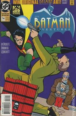 The Batman Adventures (Comic Book) #14