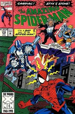 The Amazing Spider-Man Vol. 1 (1963-2007) (Comic-book) #376