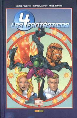 Los 4 Fantásticos - Best of Marvel Essentials (Cartoné 128-172 pp) #1
