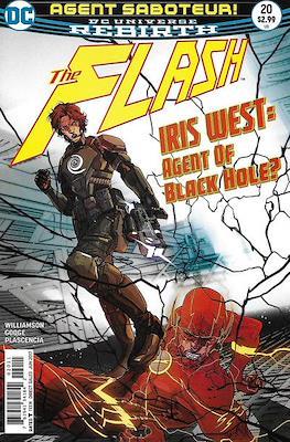 The Flash Vol. 5 (2016-2020) (Comic Book) #20