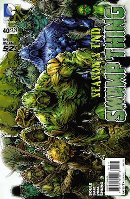 Swamp Thing vol. 5 (2011-2015) #40