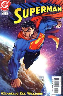 Superman Vol. 2 (1987-2006 Variant Covers) (Grapa) #205.1