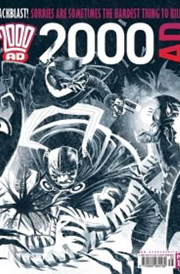 2000 AD (Magazine) #1835