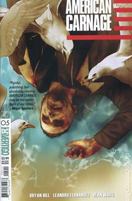 American Carnage (Comic book) #5