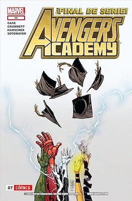 Avengers Academy (2010-2013) (Comic-Book) #39