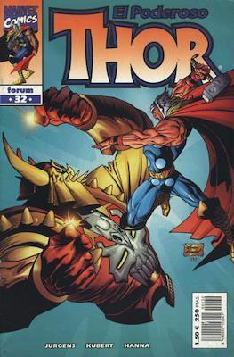 El Poderoso Thor (1999-2002) (Grapa. 17x26. 24 páginas. Color. Vol. 3-4.) #32