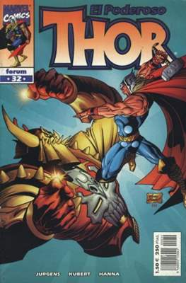 El Poderoso Thor (1999-2002) (Grapa 24 pp) #32