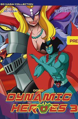 Dynamic Heroes (Rústica) #3