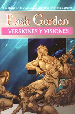 Flash Gordon Versiones y Visiones