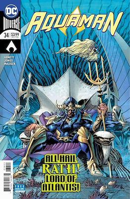 Aquaman Vol. 8 (2016-) (Comic Book) #34