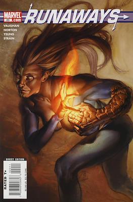 Runaways Vol. 2 (2005-2008) (Comic Book) #20