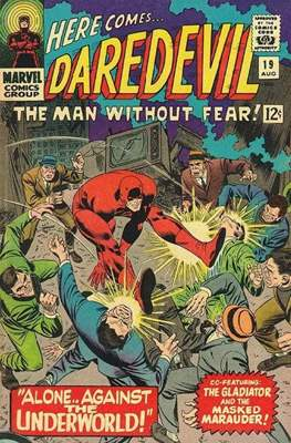 Daredevil Vol. 1 (1964-1998) (Comic Book) #19