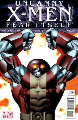 The Uncanny X-Men (1963-2011) #543