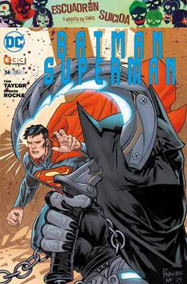 Batman / Superman. Nuevo Universo DC (Grapa) #34