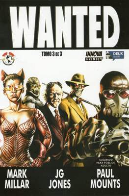 Wanted (Trade Paperback) #3
