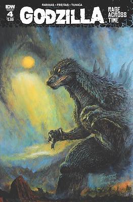 Godzilla Rage Across Time (Grapa 32 páginas - Color) #4