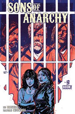 Sons of the Anarchy (Grapa) #9