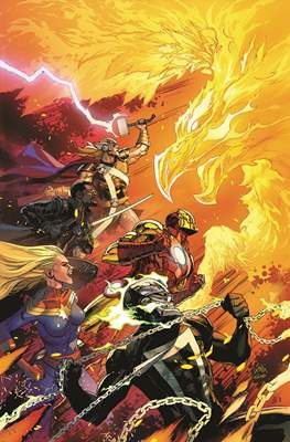 Los Vengadores Vol. 4 (2011-) #128/29