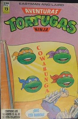Aventuras Tortugas Ninja (Retapado, rústica) #10